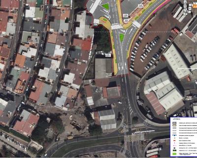 Proyecto de Construcción «Acondicionamiento de la travesía de la Carretera Insular TF-180. T.M. Santa Cruz de Tenerife»