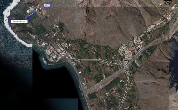 Estudio de Alternativas para dar una solución al vertido de la EDAR de Valle Gran Rey