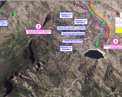 Estudio de alternativas a la mejora del aprovechamiento de los recursos de agua de riego en Hermigua – Presa Mulagua
