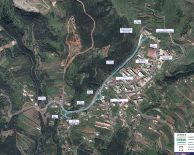 Proyecto de Construcción «Mejoras locales en la LP-1. Tramo: Barlovento-Gallegos»