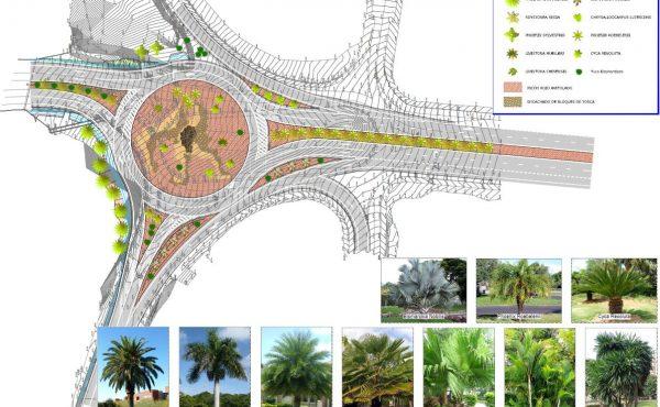 Proyecto de Construcción «Remodelación de la Glorieta Sur del Enlace de Los Cristianos en la Autopista TF-1»