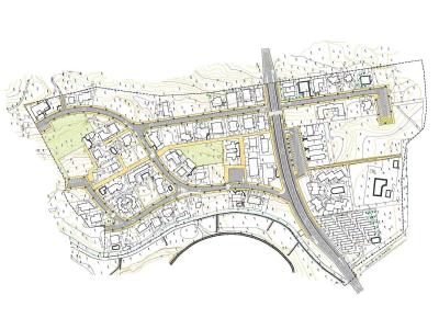 Redacción de proyecto de urbanización «Unidad de Actuación La Mareta»