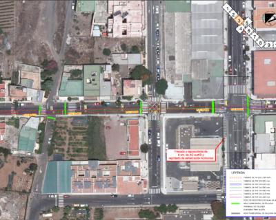 Servicio para la redacción del proyecto y dirección de obras de «Instalación de Red de Pluviales en varios puntos del Municipio»