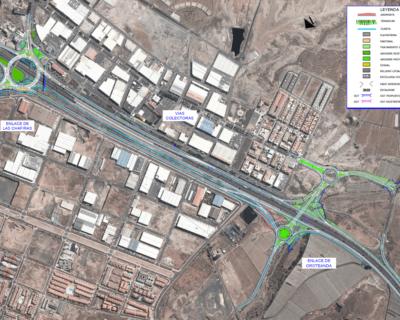Proyecto de Construcción «Tercer Carril de la TF-1. Tramo San Isidro-Las Américas. Enlace Oroteanda – Enlace Las Chafiras»