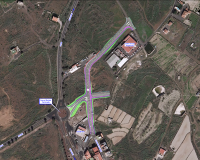 Proyecto de Urbanización Unidad de Actuación Altamira