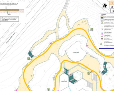 Proyecto de construcción de «Acondicionamiento del Circuito de Running del Parque La Granja»