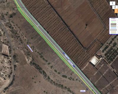 Proyecto de Construcción de «Acondicionamiento de la Carretera Insular TF-61, PP.KK. 3+330 al 4+530 de Acceso a El Puertito»