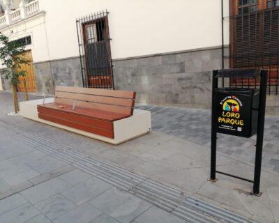Dirección Facultativa de las obras comprendidas en el Proyecto de «Mejora y acondicionamiento de la calle San Juan, calle Iriarte y Plaza Concejil»
